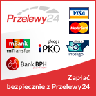 Convenient, fast and secure payments with Przelewy24.pl